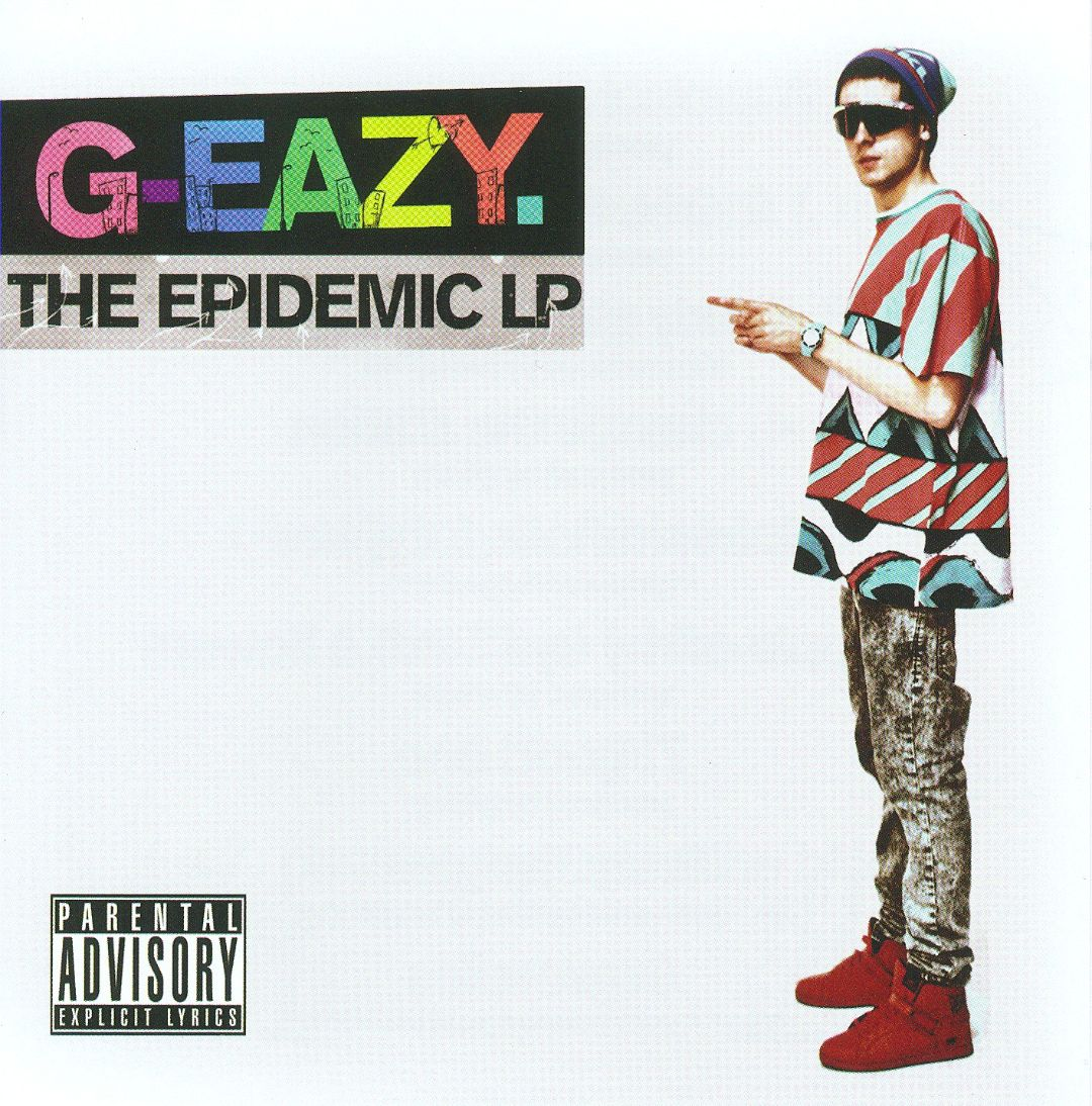 G eazy   the epidemic lp