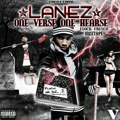 Tory lanez   one verse one hearse