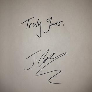 Cole truly yours