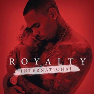 Chris brown   royalty international ep
