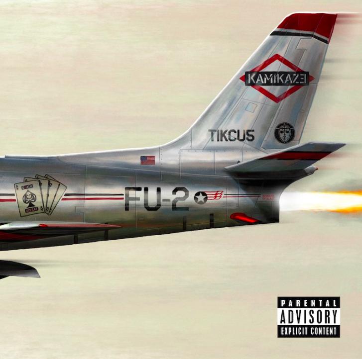 Eminem   kamikazi
