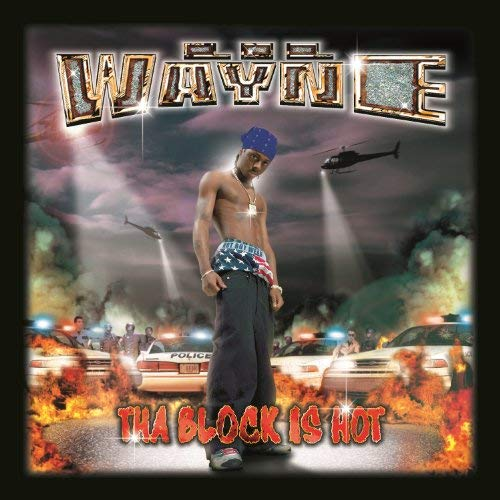 Lil wayne   tha block is hot