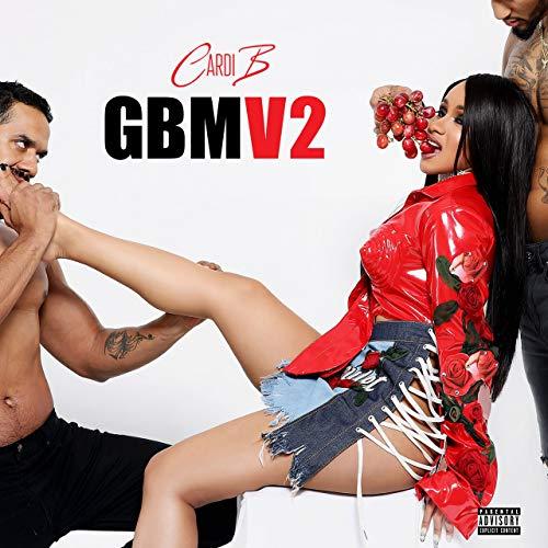 Cardi b   gangsta bitch music vol. 2
