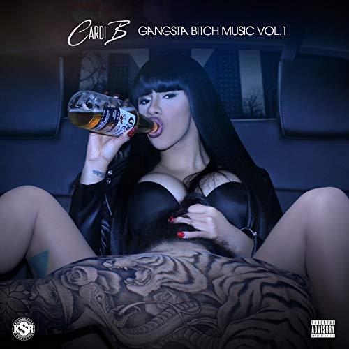 Cardi b   gangsta bitch music vol. 1