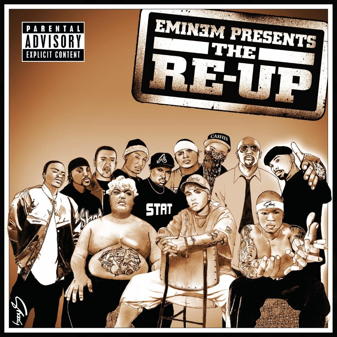 Eminem   the re up