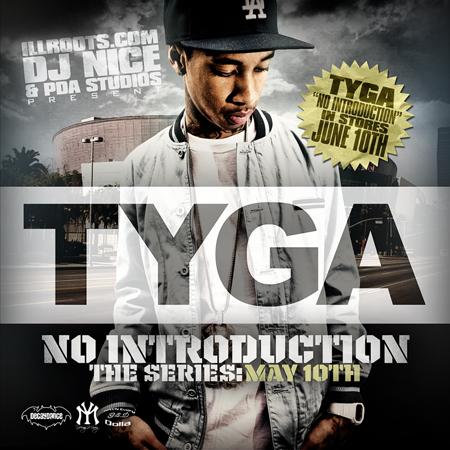 Tyga   no introduction the series may 10