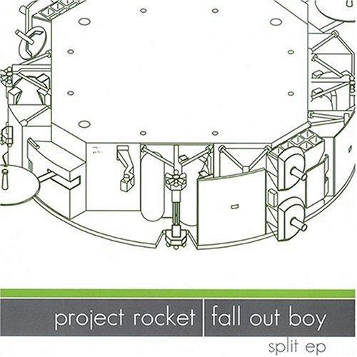 Project rocket fall out boy split ep