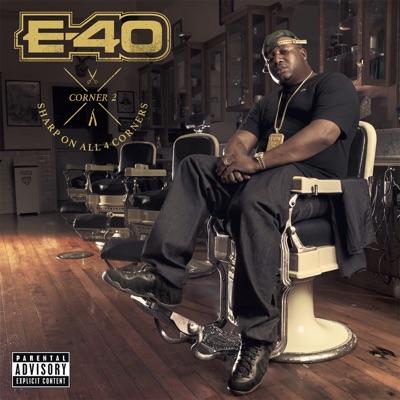E 40   sharp on all 4 corners corner 2