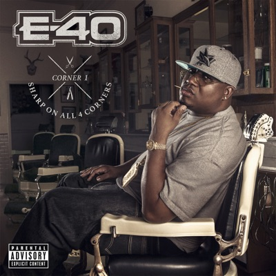 E 40   sharp on all 4 corners corner 1