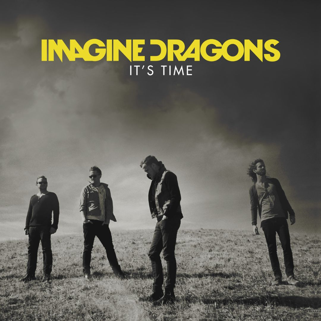 Imagine dragons   it s time ep