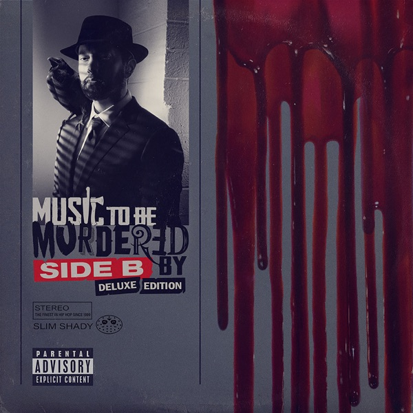 Eminem   music to be murdered by   side b